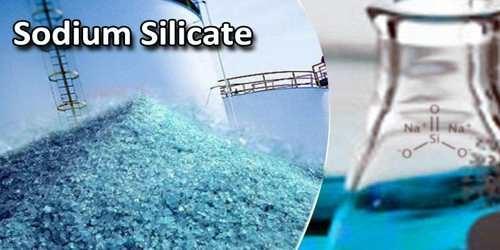 002 تولید سیلیکات سدیم و کاربرد آن